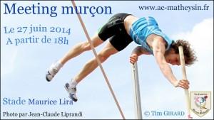 murcon 2014 affiche
